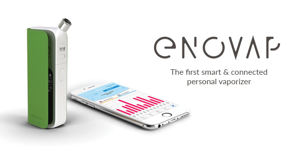 Enovap | The First Intelligent E-Cigarette